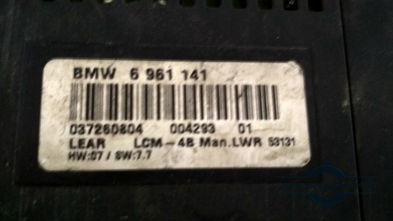 Calculator lumini BMW 6961141